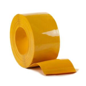 Folia Paskowa żółta nie przejrzysta