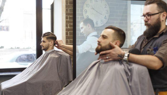 odgrodzenia dla fryzjerów
